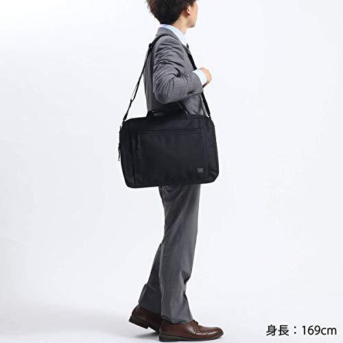 吉田カバンポーターPORTER2wayビジネスバッグブリーフケース【CLIP/クリップ】550-08961ブラック