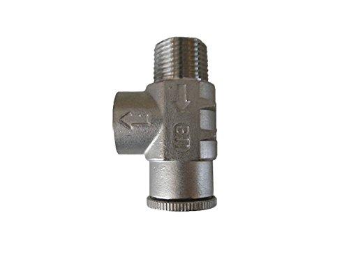 Watts 1 FNPT Brass Pressure Relief Valve 1 FNPT 1 pk