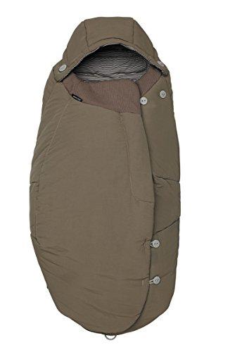 Maxi-Cosi Universal-Fußsack passend für alle Kinderwagen und Buggys, earth brown