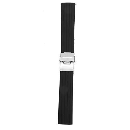 Brazalete de reloj resistente al desgaste, correas de reloj, para mujeres y hombres(18mm)