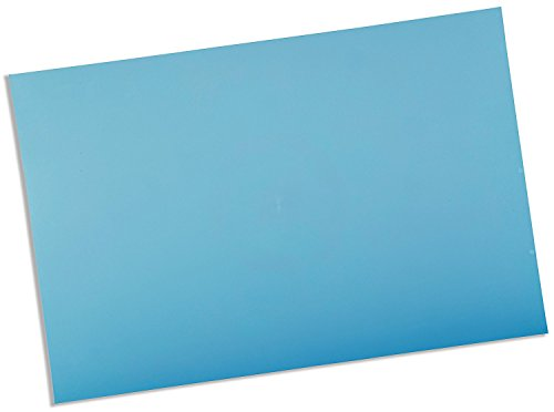 Rolyan Splinting Material Sheet Ezeform Sample Size Blue Solid 1/8quot x 6quot x 9quot Single Sheet