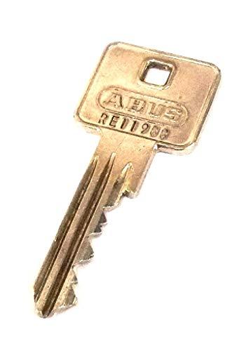Ersatzschlüssel für Abus nach Code RE 1-30000 Serie E20/30
