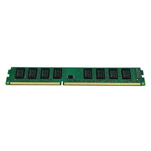 Libertroy Memoria DDR3 para Escritorio Memoria 1600MHz 240 Pin 2G / 4GB / 8GB PC Memoria RAM para computadora Computadora de Escritorio - Verde