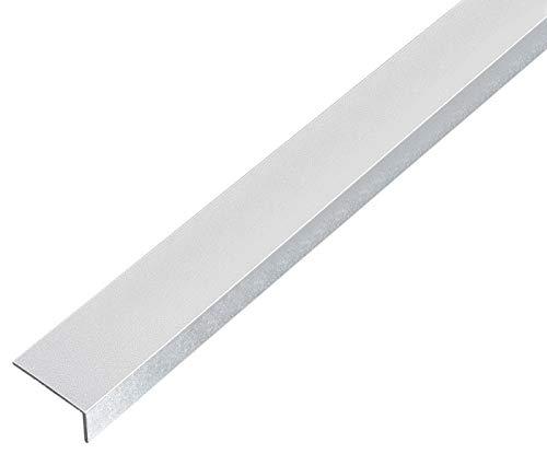 GAH-Alberts 489250 Perfil de ángulo, Aluminio