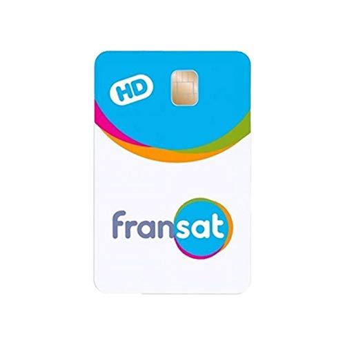 FRANSAT Tarjeta HD PC6Valable de Vida
