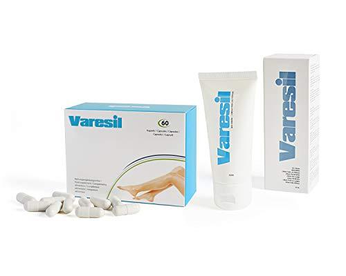 Varesil - Pack definitivo para tratar, reducir y prevenir las varices de forma natural y segura