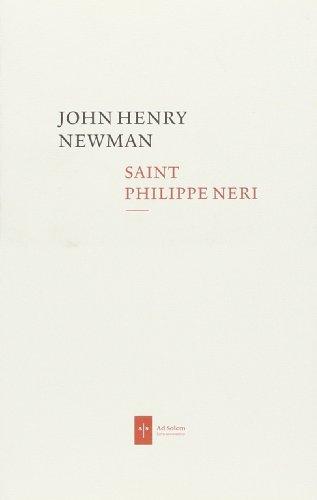 Saint Philippe Neri (Ecrits newmaniens)