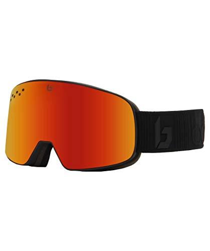 bollé Skibrille Nevada schwarz (200) 0