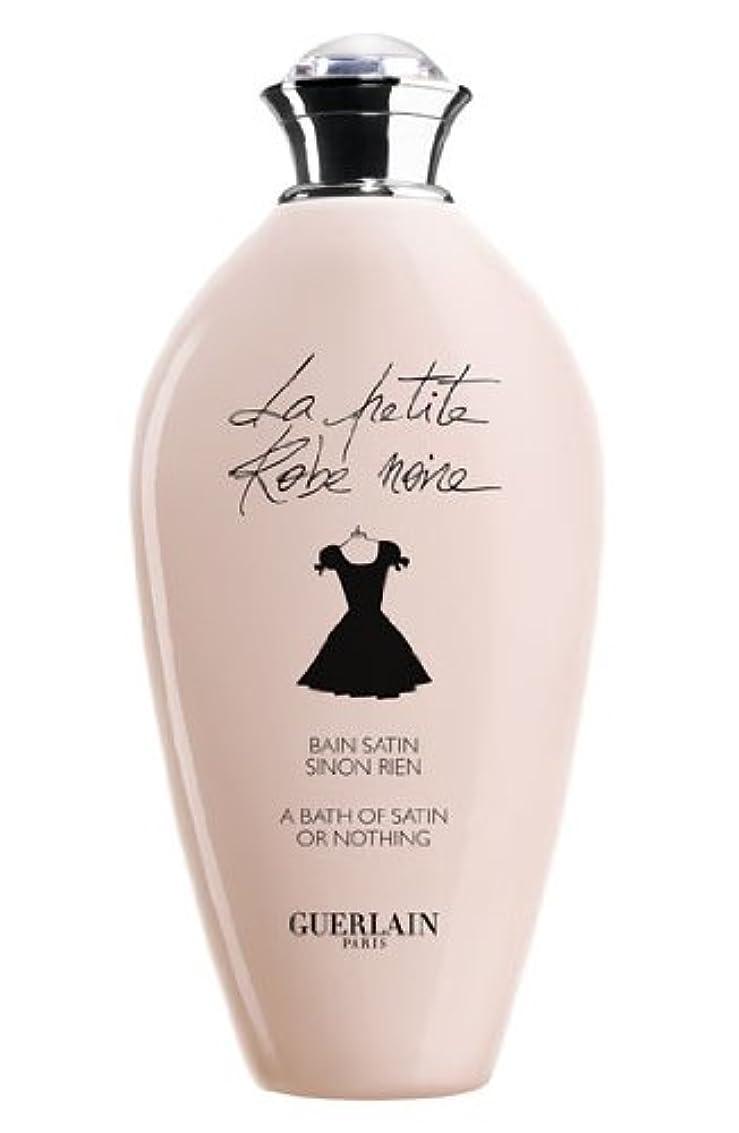 卑しい有料イルLa Petite Robe Noire (ラ プティ ローブ ノアー) 6.7 oz (200ml) Bath Gel by Guerlain for Women