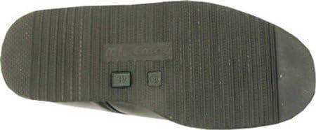 Mt. Emey 9501 Men's Casual/Dress Lace Super-Depth Shoe Black - 5.5 2e