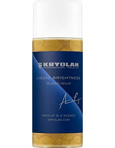 Kryolan Glanzliquid, 100ml Gold