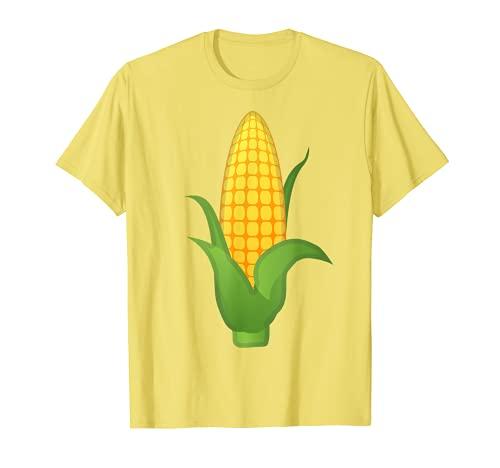 Oreja de maz en la mazorca regalo de disfraz Camiseta