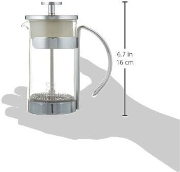 Norpro 5574 5-Cup Chrome Coffee Tea Press