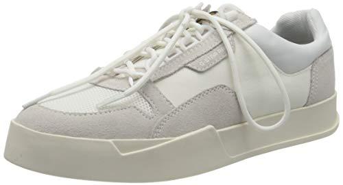 G-STAR RAW Herren Rackam Vodan Low Ii Sneaker, Weiß (White C243-110), 46 EU