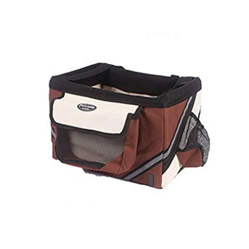 pbp huisdier tas huisdier drager kratten huisdier fiets transport zak, fiets transport stoel voor kleine honden, reisaccessoires
