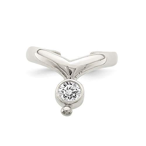 JewelryWeb QTT34510SS