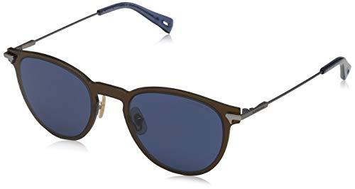 G-STAR RAW zonnebril GS132S-200-51 Aviator zonnebril 51, bruin