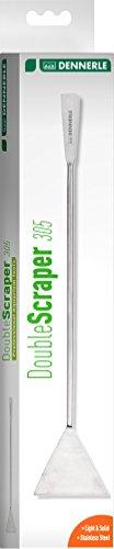 Dennerle DoubleScraper Spatule pour Aquariophilie 305 mm
