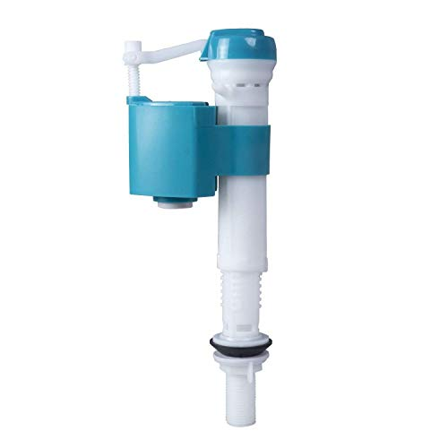 Belmonte Adjustable Fill Valve 8 Inch to 12 Inch/Ball Cock/Toilet Water Tank Fittings for Single Piece/One Piece Western Commode/Toilet/EWC