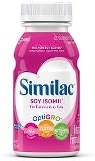 Isomil Advance W/Iron Rtf Retail 8Oz Bottle