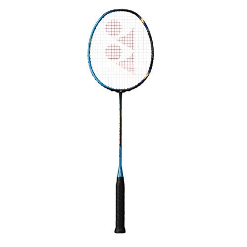 YONEX Astrox 77 G5 Badminton Racket (Metallic Blue, Strung with NG99 @ 24lbs)