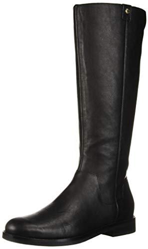 [コールハーン] ブーツ 【公式】 カリサ ライディング レディース ブラック レザー 24.5 cm