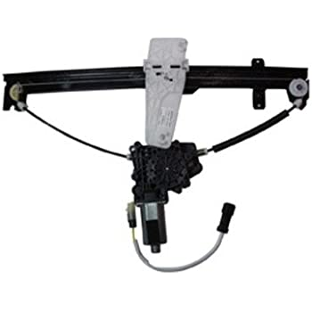 WINDOW REGULATOR WITH MOTOR 00-04 JEEP GRAND CHEROKEE RIGHT FRONT
