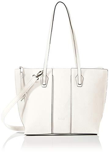 Gabor Shopper Damen, Weiß, Anni, 35x12x24 cm, Handtasche, Umhängetasche