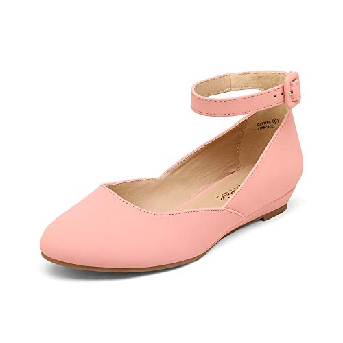 Top 10 best selling list for peach pink flat shoes