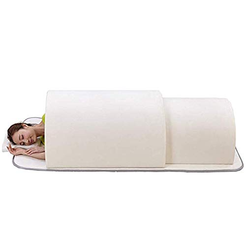 S SMAUTOP One Person Sauna Dome Portable Infrared Home Spa for Detox and Weight Loss Accelerate The...