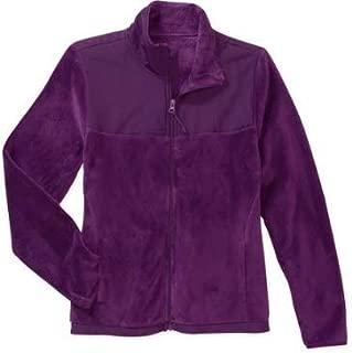 athletic works womens fleece zip jacket