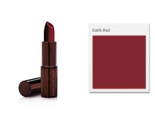Fashion Fair Lipstick Ranking TOP14 Direct store Earth Red