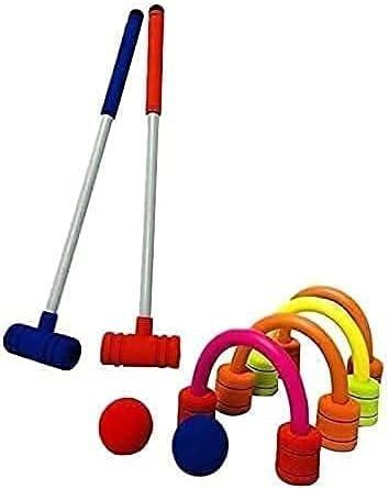 SZDYQ Croquet Sale special price Set Double Children online shop Indoor Outdoor and