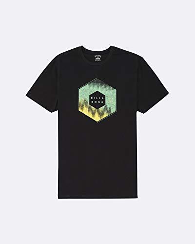 BILLABONG Herren T-Shirt X-Cess Tee SS, Black, M, S1SS44