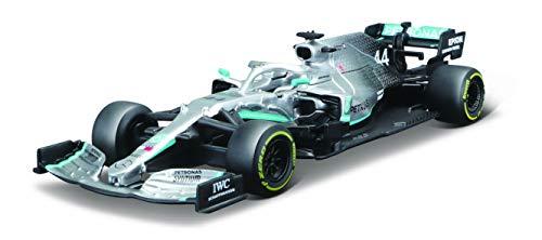 Mercedes-Benz AMG W10 EQ Power Lewis Hamilton Nr 44 Formel 1 1/43 Bburago Modell Auto