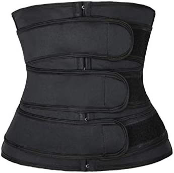 coastal rose Women Waist Trainer for Weight Loss Waist Cincher Postpartum Belly Wrap Hourglass product image