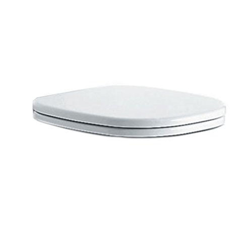 Pozzi Ginori 41761000 Sedile termoindurente 500, Bianco
