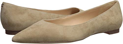Sam Edelman Sally Oatmeal Suede Leather 9