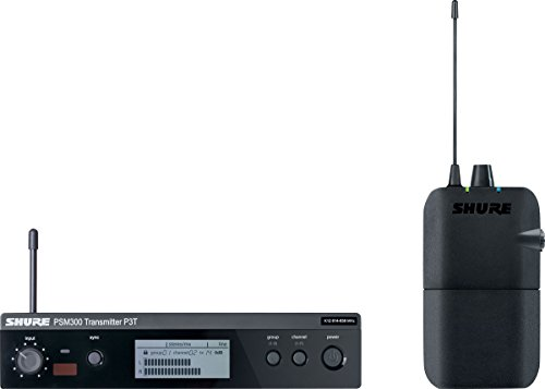 Shure PSM300 SISTEMA IN EAR MONITOR STEREO WIRELESS