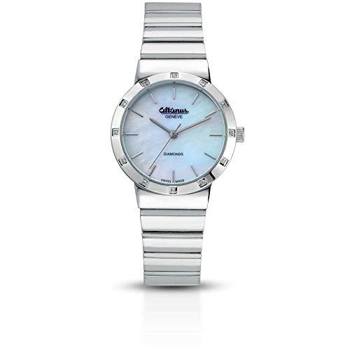 orologio solo tempo donna Altanus Chic trendy cod. 16131D-1