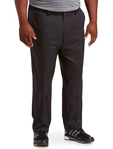 Amazon Essentials Men's Big & Tall Quick-Dry Golf Pant, Black, 48W x 32L