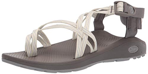 Chaco ZCLOUD X2 Women's Sandals, Serpent Cream, 10 M US
