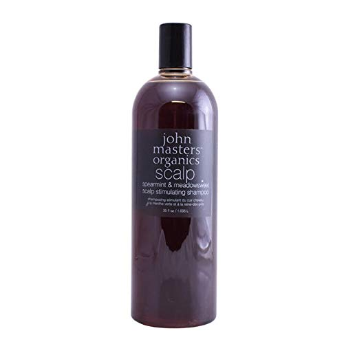 John Masters Organics Spearmint & Meadowsweet Scalp Stimulating Shampoo 1035 Ml 1 Unidad 1030 g