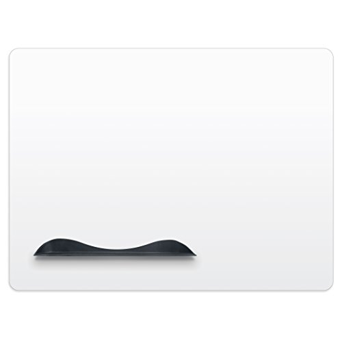 Best-Rite Elemental Magnetic Dry Erase Whiteboard Peel-n-Stick Skin, 1.5 x 2 Feet, White (208JA-25)