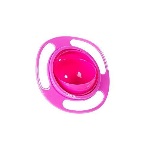 Hilai Bol rotatif à 360 ° pour enfant Rose
