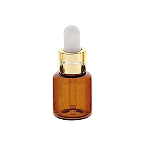 Serumflasche braun 5 ml