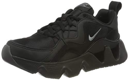 Nike Wmns Ryz 365, Zapatillas para Correr Mujer, Black/mtlc Dark Grey, 36.5 EU