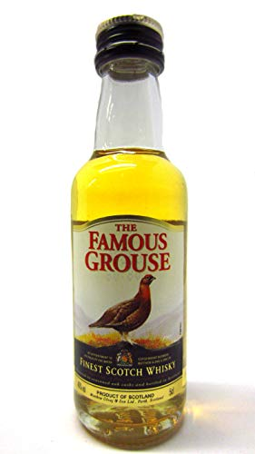 Famous Grouse - Finest Scotch Miniature - Whisky