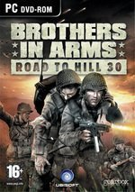 Brothers In Arms Road to Hill 30 (PC DVD) [Edizione: Regno Unito]