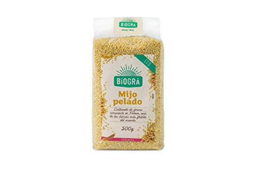 Biográ Cereales de Mijo Pelado, 500g